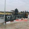 Khu lăng mộ đá gia đình dòng họ gia tộc đẹp, thiết kế chuẩn phong thủy
