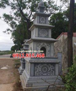 Ý nghĩa mộ tháp phật giáo