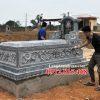Mẫu mộ đá Ninh Bình đẹp bán tại Đắk Nông 04 – Lăng mộ đá Ninh Bình