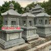 Mẫu mộ đá đẹp xây sẵn bán tại Lâm Đồng 06 – Lăng mộ đá Ninh Bình