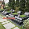 Mẫu mộ đá hoa cương đẹp bán tại Bà Rịa Vũng Tàu 07 – Mộ đá granite kim sa