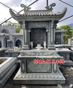 Mẫu am thờ để hũ cốt đẹp bán tại Sài Gòn – Am thờ lăng mộ đá
