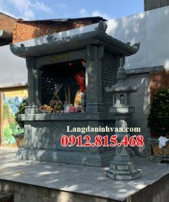 Mẫu am thờ để hũ tro cốt đẹp bán tại Sài Gòn – Am thờ thần linh